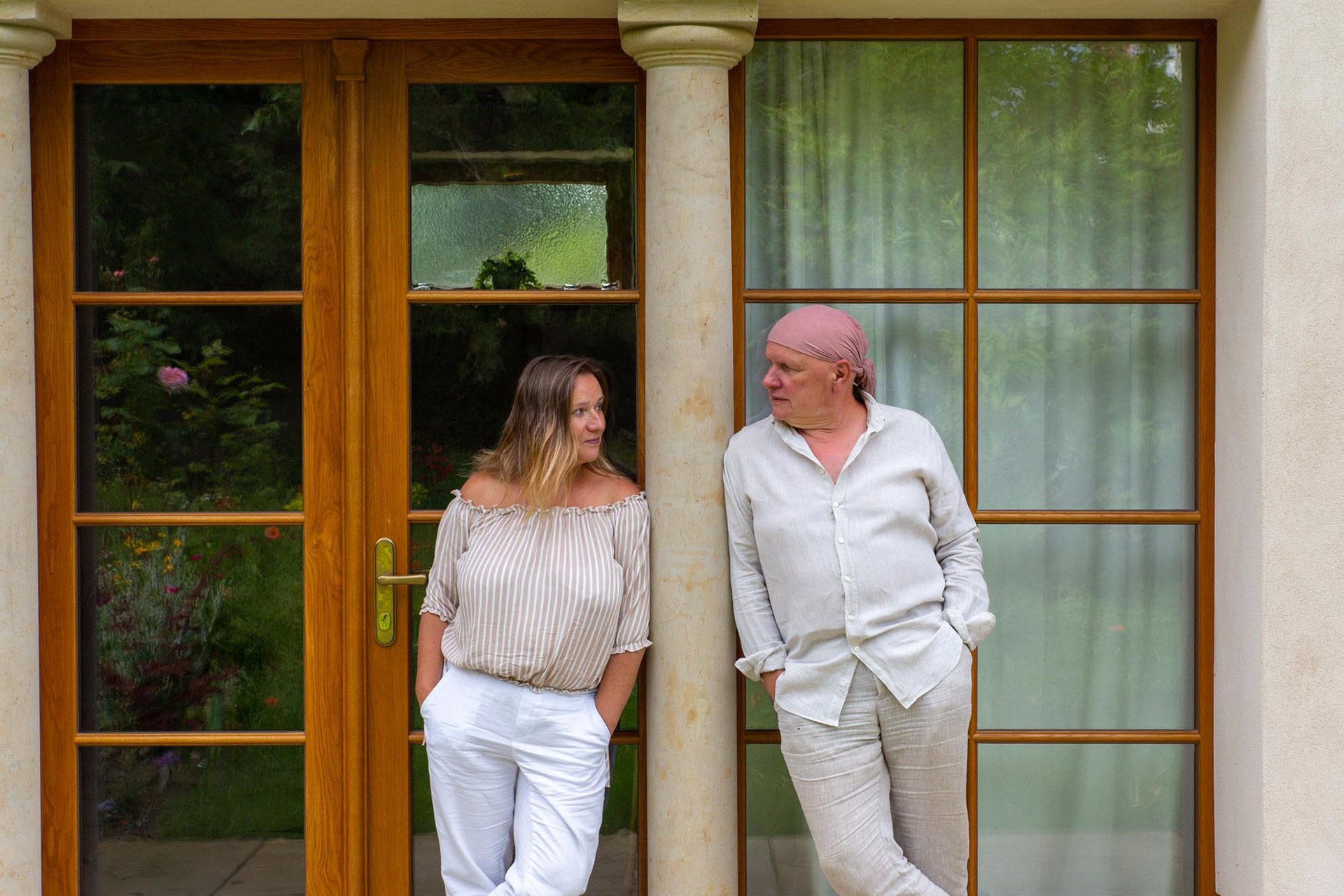 Ihre Gastgeber Katrin & Thomas
